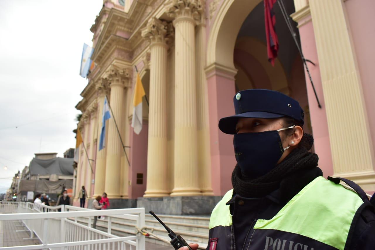 policia catedral
